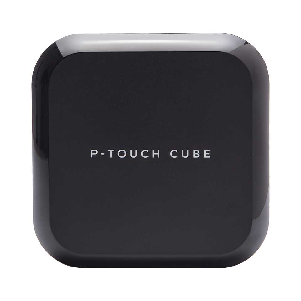 PT-P710 CUBE PLUS galda uzlīmju printeris (USB, 3.5-24mm, Bluetooth, akumulators ar adapteri)